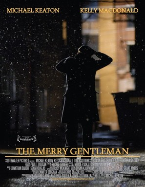 The Merry Gentleman - Movie Poster (thumbnail)