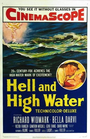 Hell and High Water - Movie Poster (thumbnail)