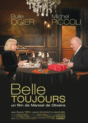 Belle toujours - French Movie Poster (thumbnail)