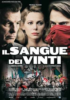 Il sangue dei vinti - Italian Movie Poster (thumbnail)