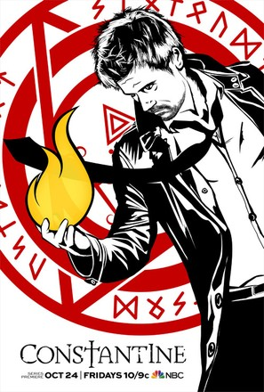 """""""Constantine"""" - Movie Poster (thumbnail)"""