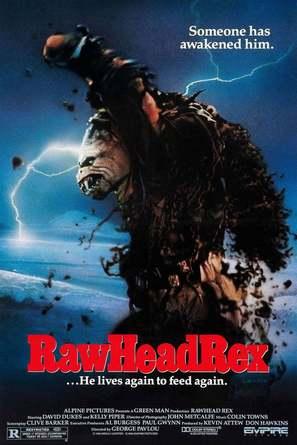 Rawhead Rex - Movie Poster (thumbnail)
