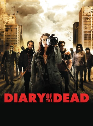 Diary of the Dead - Movie Poster (thumbnail)