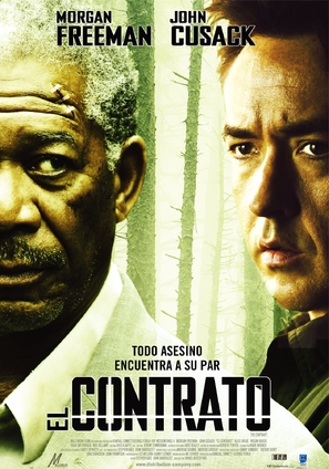 The Contract - Argentinian Movie Poster (thumbnail)