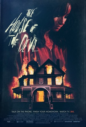 The House of the Devil - Movie Poster (thumbnail)