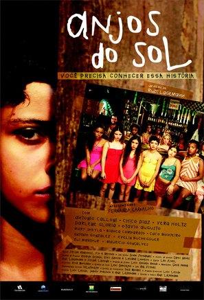 Anjos do Sol - Brazilian Movie Poster (thumbnail)