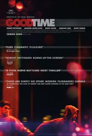 Good Time - Movie Poster (thumbnail)