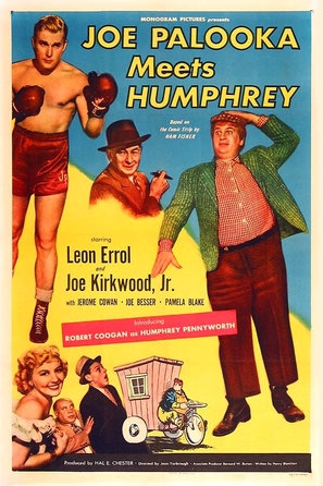 Joe Palooka Meets Humphrey