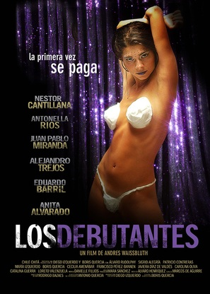 Los debutantes - Chilean Movie Poster (thumbnail)