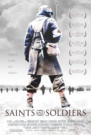 Saints and Soldiers - Movie Poster (thumbnail)