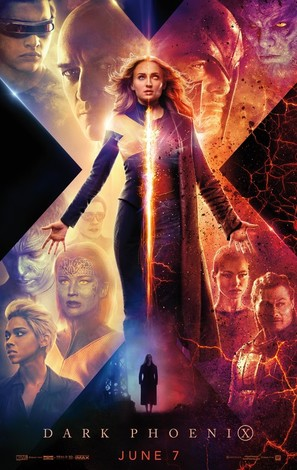 X-Men: Dark Phoenix - Movie Poster (thumbnail)