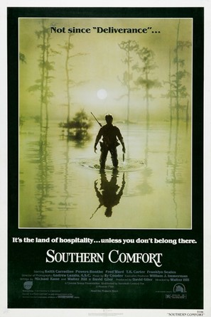 Southern Comfort - Movie Poster (thumbnail)