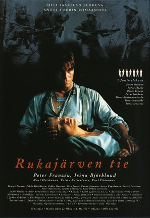 Rukajärven tie - Finnish Movie Poster (thumbnail)