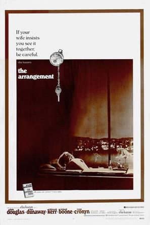 The Arrangement - Movie Poster (thumbnail)