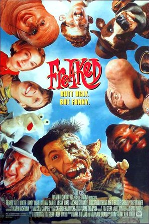 Freaked - Movie Poster (thumbnail)