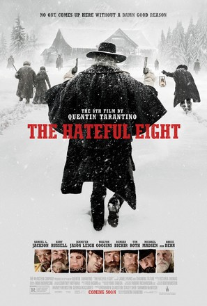 The Hateful Eight - Movie Poster (thumbnail)