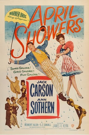 April Showers - Movie Poster (thumbnail)