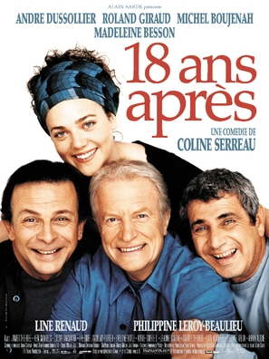 18 ans après - French Movie Poster (thumbnail)