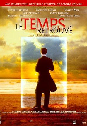 Temps retrouvé, d'après l'oeuvre de Marcel Proust, Le