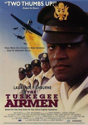The Tuskegee Airmen - Movie Poster (thumbnail)