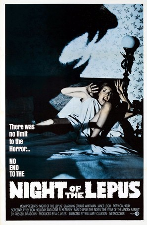 Night of the Lepus - Movie Poster (thumbnail)