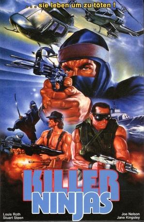 Ninja in the Killing Fields