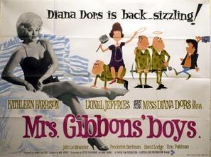 Mrs. Gibbons' Boys - British Movie Poster (thumbnail)