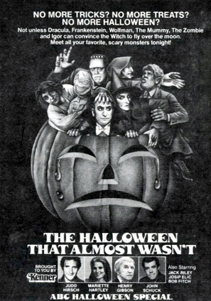 The Halloween That Almost Wasn't