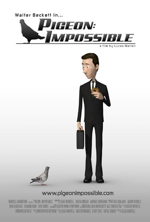 Pigeon: Impossible - Movie Poster (thumbnail)