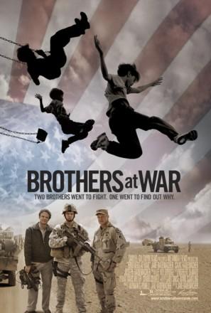 Brothers at War - Movie Poster (thumbnail)