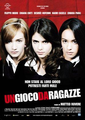 Gioco da ragazze, Un - Italian Movie Poster (thumbnail)