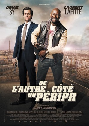 De l'autre côté du périph - French Movie Poster (thumbnail)