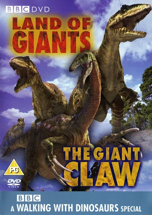 The Giant Claw - British DVD cover (thumbnail)
