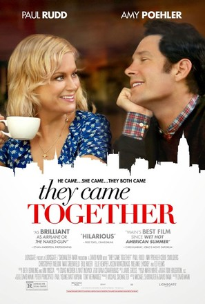 They Came Together - Movie Poster (thumbnail)