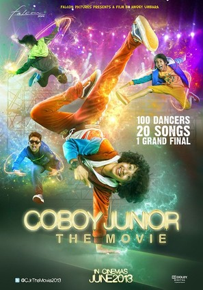 Coboy Junior: The Movie