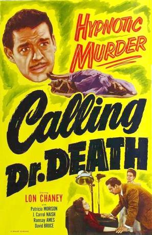 Calling Dr. Death - Movie Poster (thumbnail)
