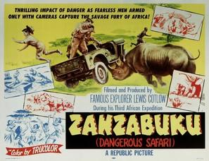 Zanzabuku - Movie Poster (thumbnail)