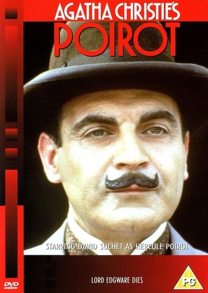 """Poirot"" Lord Edgware Dies - poster (thumbnail)"