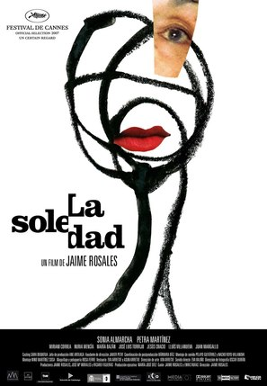La soledad - Spanish Movie Poster (thumbnail)