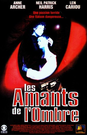 The Man in the Attic - French VHS movie cover (thumbnail)