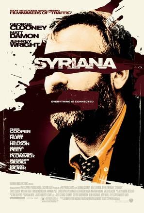 Syriana - Movie Poster (thumbnail)