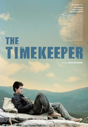 The Timekeeper - Canadian Movie Poster (thumbnail)
