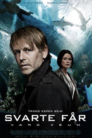Varg Veum - Svarte får - Norwegian Movie Poster (thumbnail)
