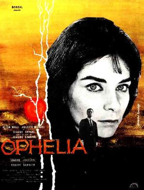 Ophélia - French Movie Poster (thumbnail)