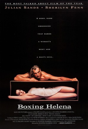 Boxing Helena - Movie Poster (thumbnail)