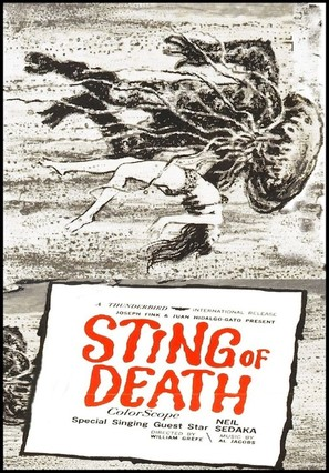 Sting of Death - Movie Poster (thumbnail)
