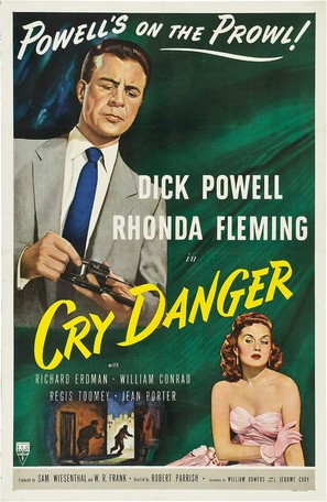 Cry Danger - Movie Poster (thumbnail)