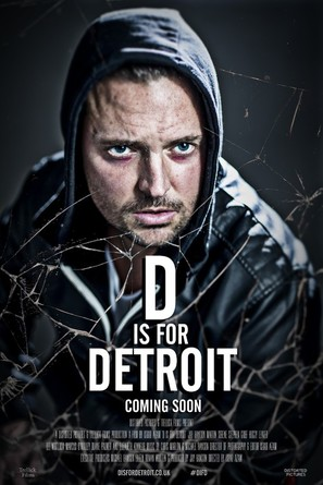 D is for Detroit