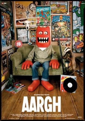 Aargh - German Movie Poster (thumbnail)