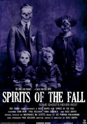 Spirits of the fall - Movie Poster (thumbnail)